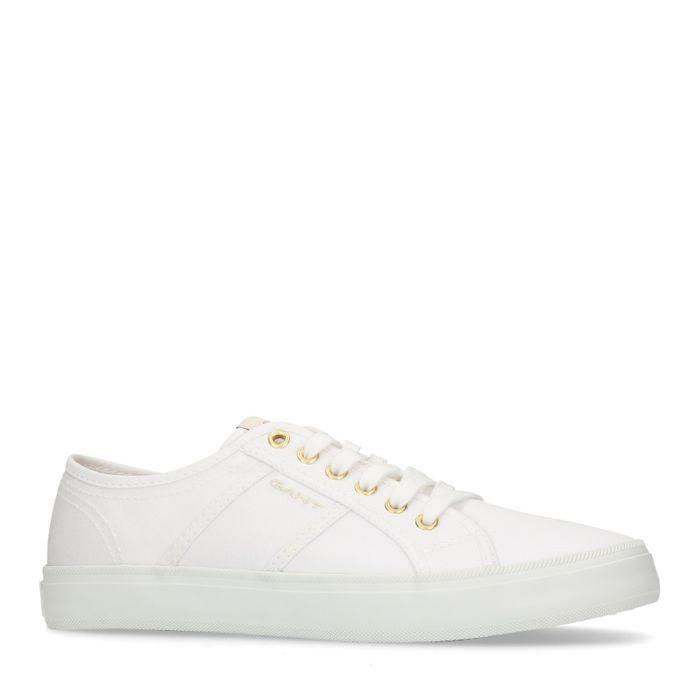 GANT Zoee weiße Sneaker