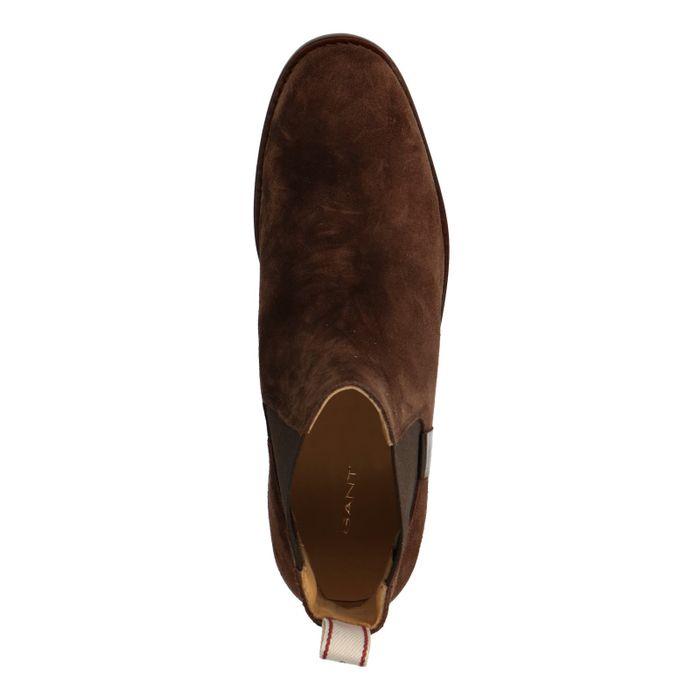 GANT Fay dunkelbraune Chelsea Boots