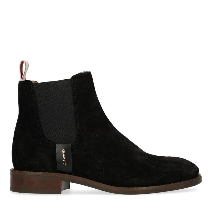 GANT Fay schwarze Chelsea Boots