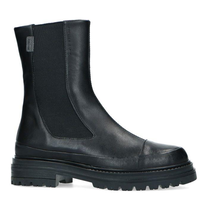 Greyderlab zwarte chelsea boots JACKIE
