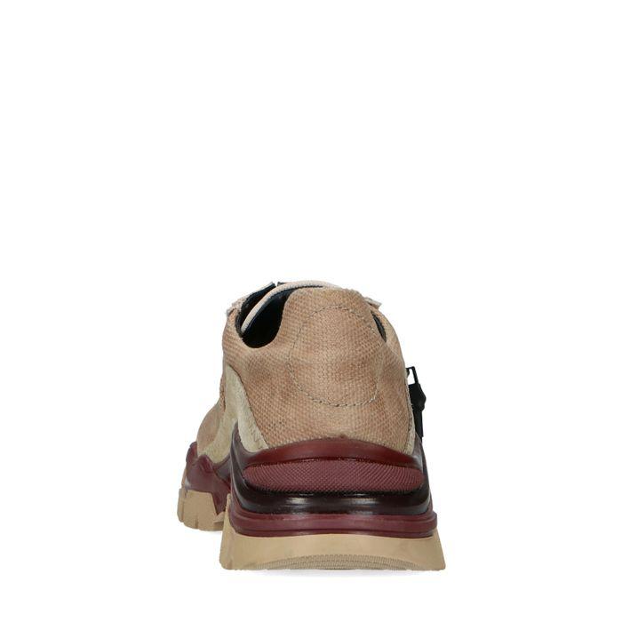Greyderlab beige sneakers FRANKIE