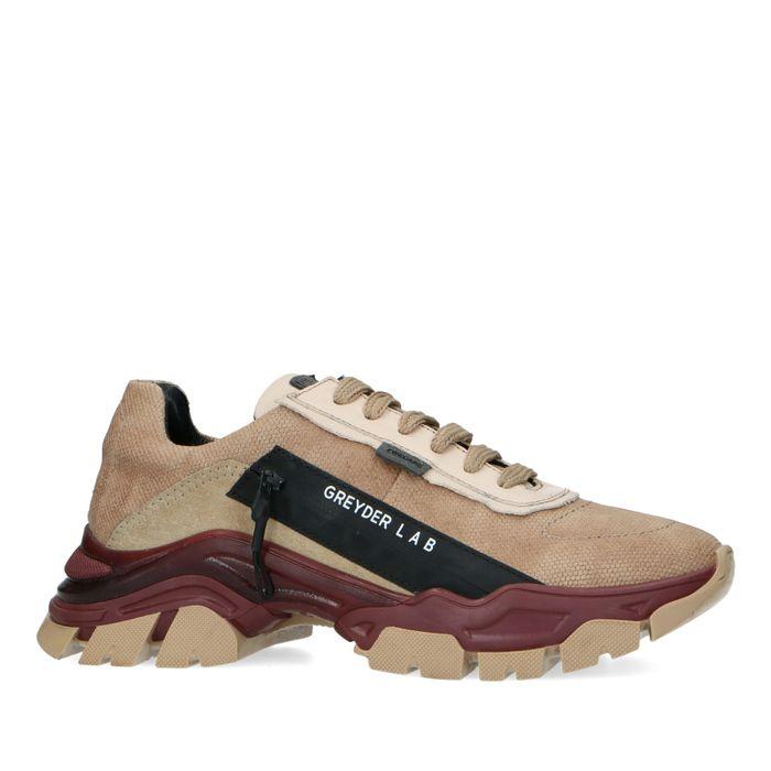 Greyder Lab Sneaker beige