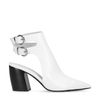 Jeffrey Campbell Cease Bottines - blanc