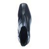 Jeffrey Campbell Cienega zwarte enkellaarsjes met hak in 2 kleuren