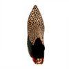 Jeffrey Campbell Bottines à talon avec imprimé léopard