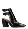 Jeffrey Campbell Cease Bottines - noir