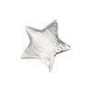 LUZ - pendentif étoile - argenté