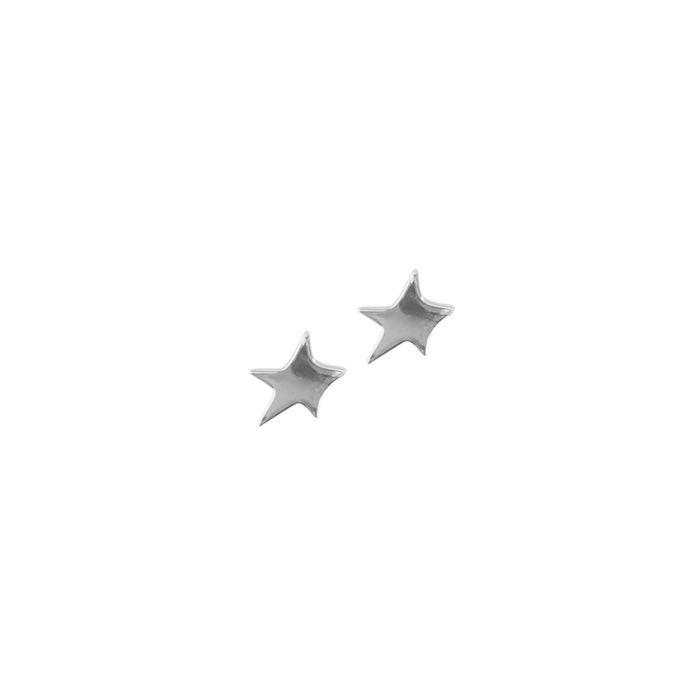 LUZ handmade star - argenté