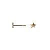 LUZ handmade star goud
