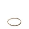 LUZ structured ring goud