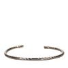 LUZ twisted armband goud