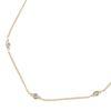LUZ Bracelet pierre zirconium - doré
