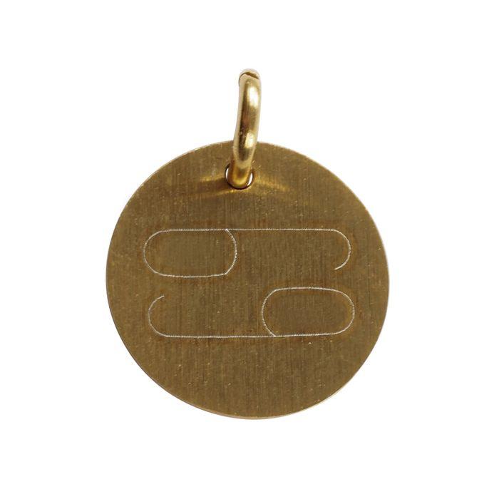 LUZ kreeft sign gold