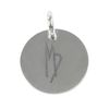 LUZ maagd sign silver