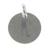 LUZ schorpioen sign silver