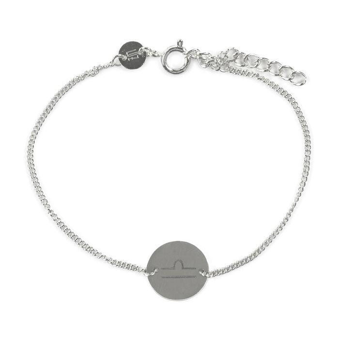 LUZ Tierkreiszeichen-Armband Waage