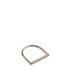 LUZ Stab-Ring gold