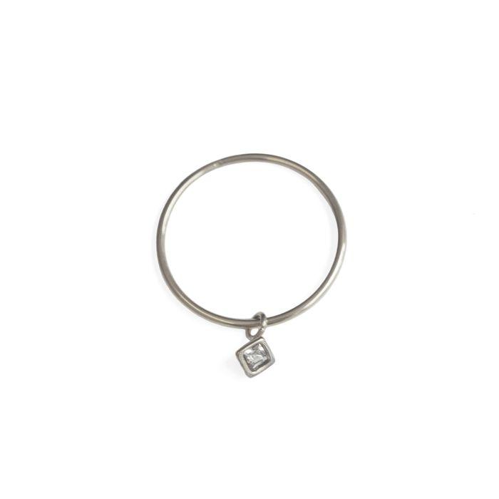 LUZ Ring mit kleinem Stein