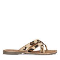 73de565d438 Manfield Panterprint slippers € 39, Shop nu >