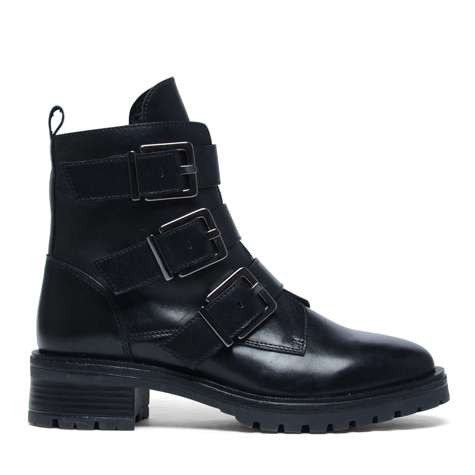 zwarte laarzen kort