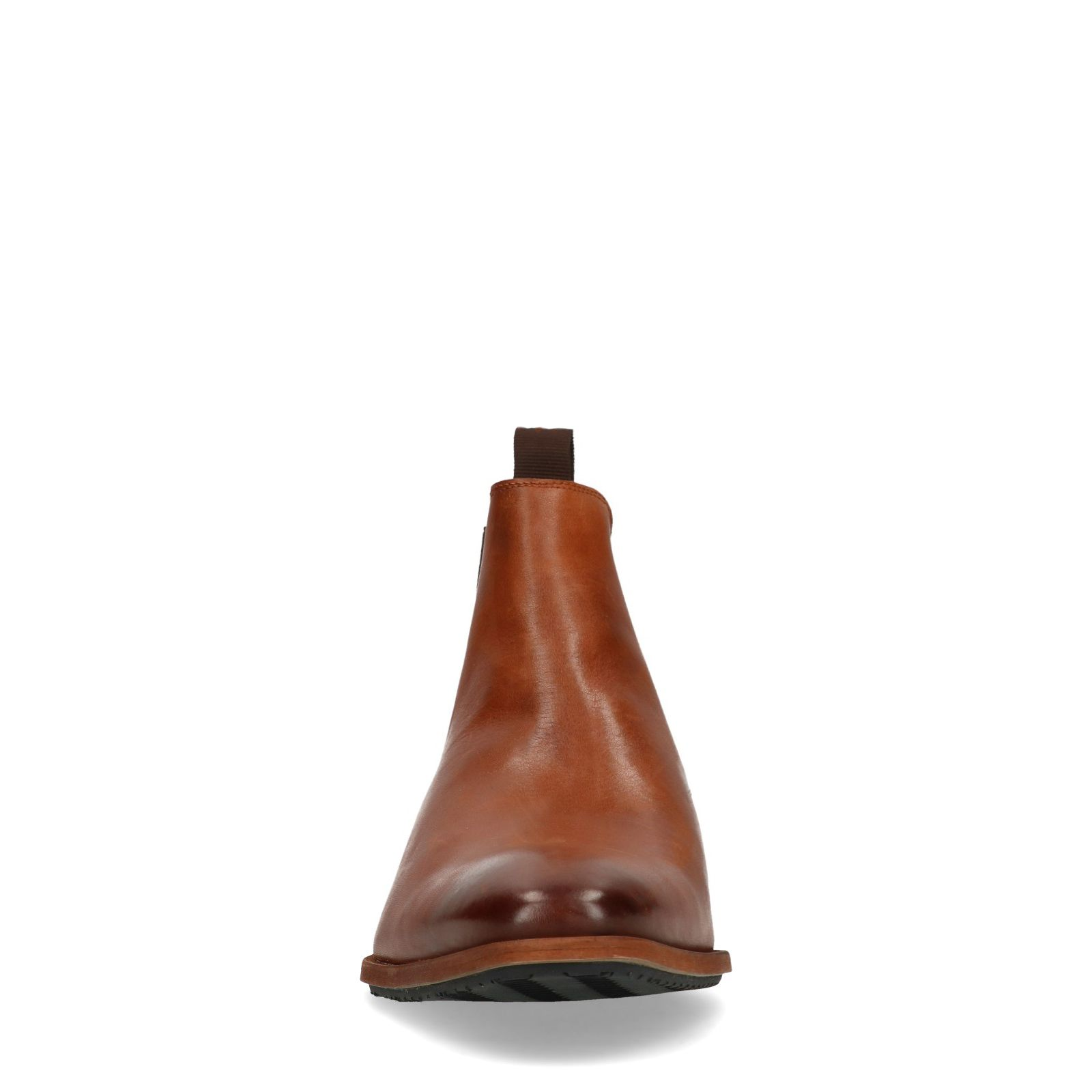 efe53a28d7d46d Manfield Cognacfarbene Chelsea Boots aus Leder. - 20%. prev