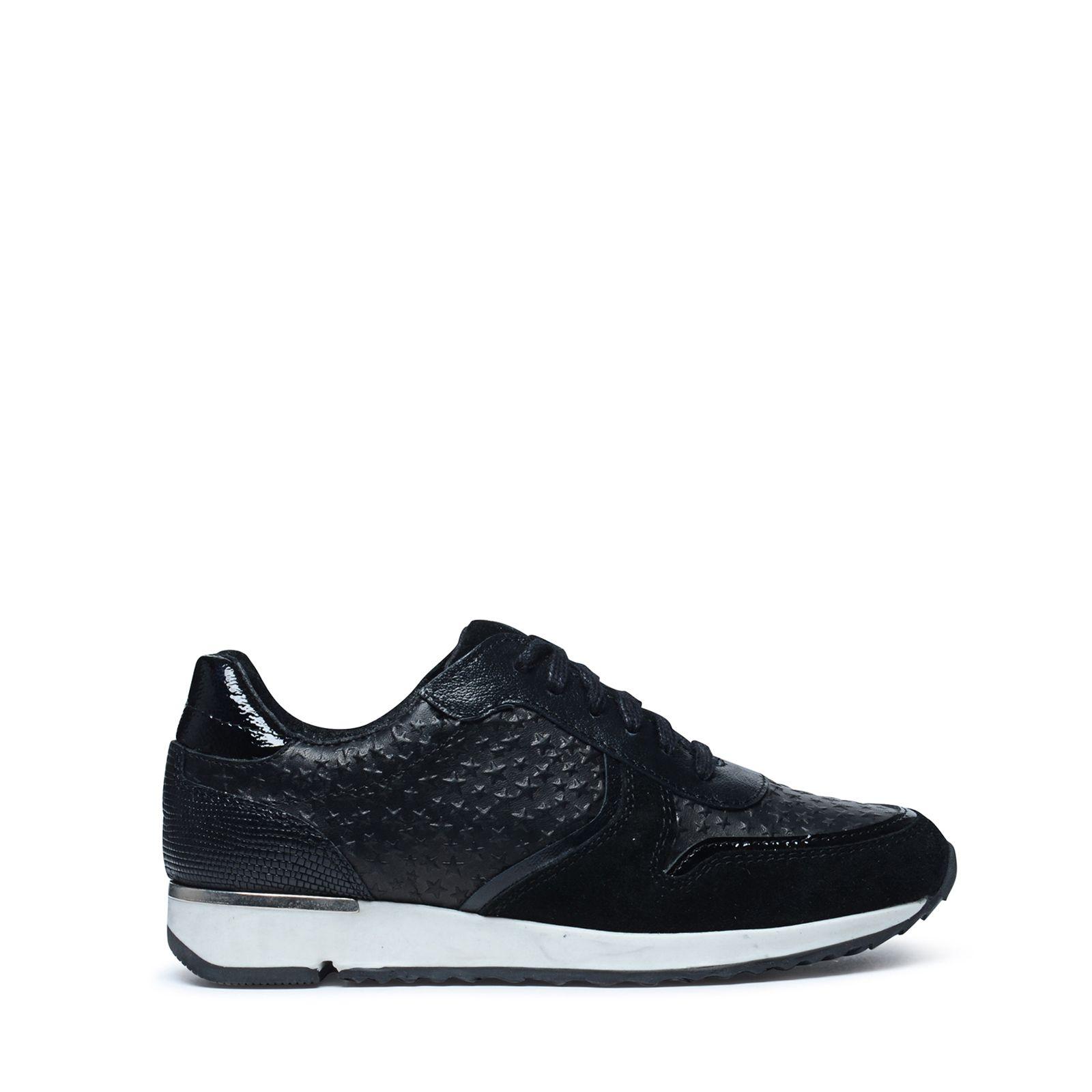 Dames Sterren Zwarte Manfield Met Lage Sneakers Y1qq6Ig