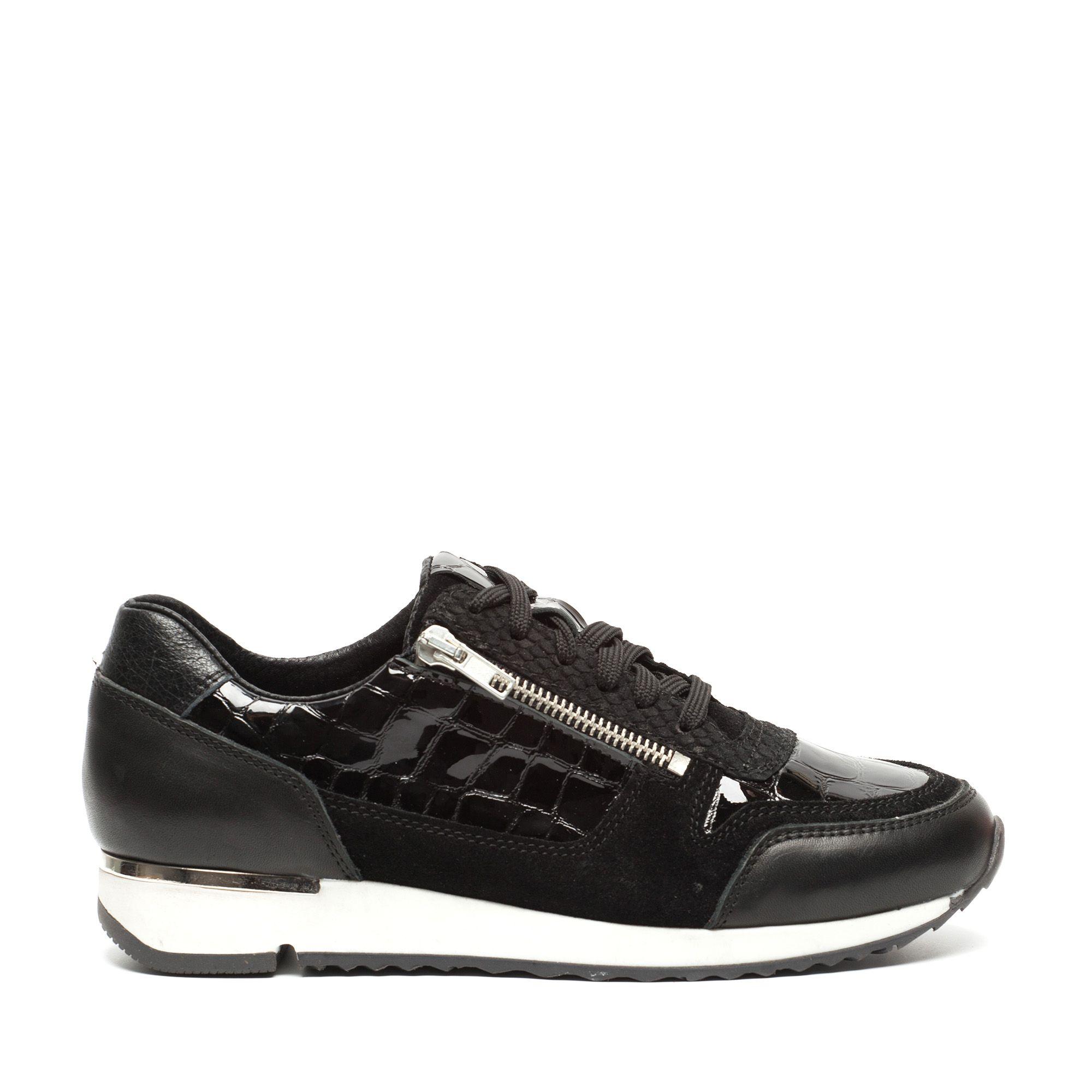 sportschoenen dames zwart