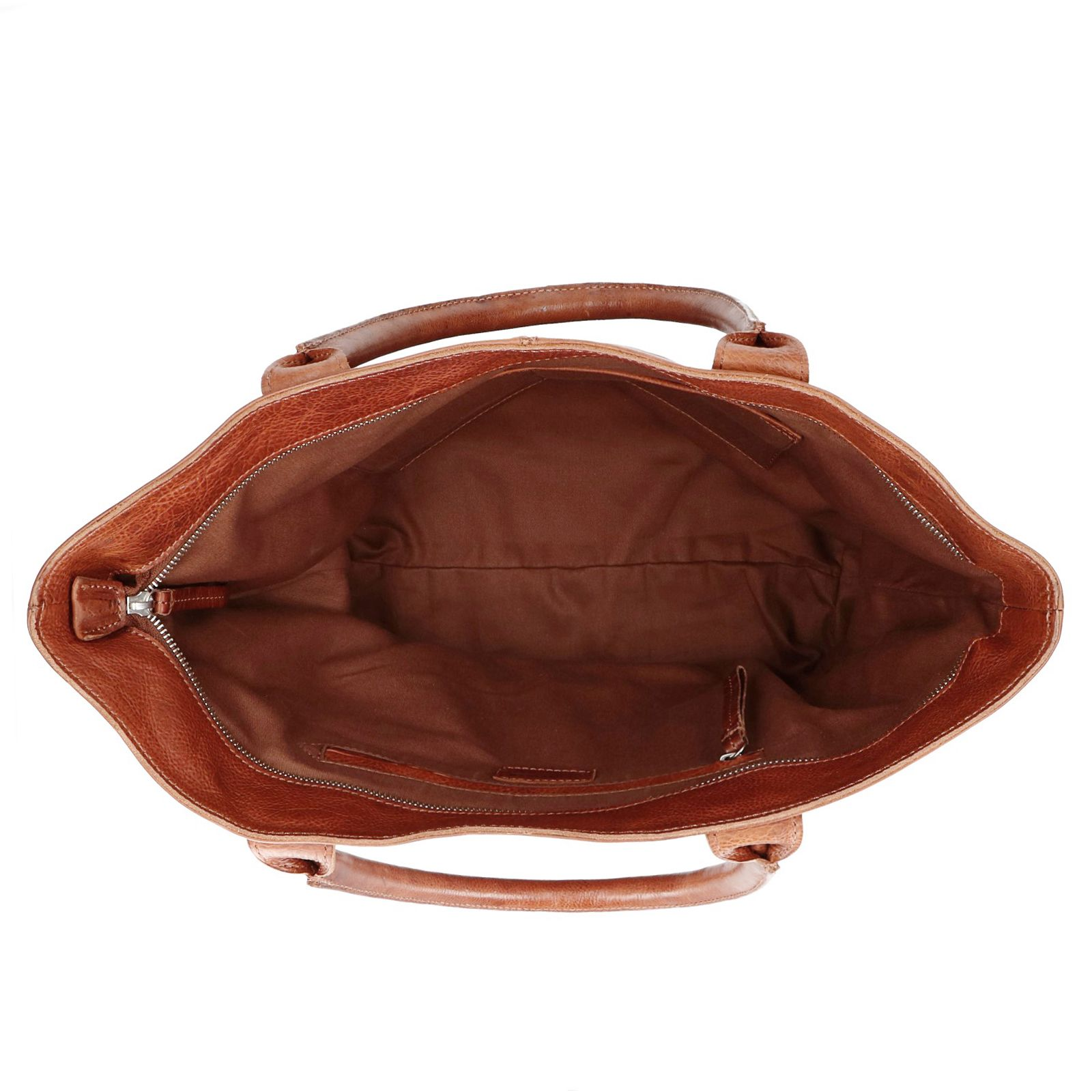 9472ac789c7 Cognac shopper - Tassen | MANFIELD