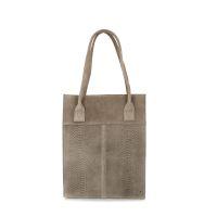 4d89b594432 sale Manfield Grijze shopper met laptopvak € 99, € 79, Shop nu >