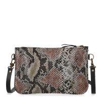 2c60c793368 sale Manfield Schoudertasje met gekleurde snakeskin print € 44, € 22, Shop  nu >