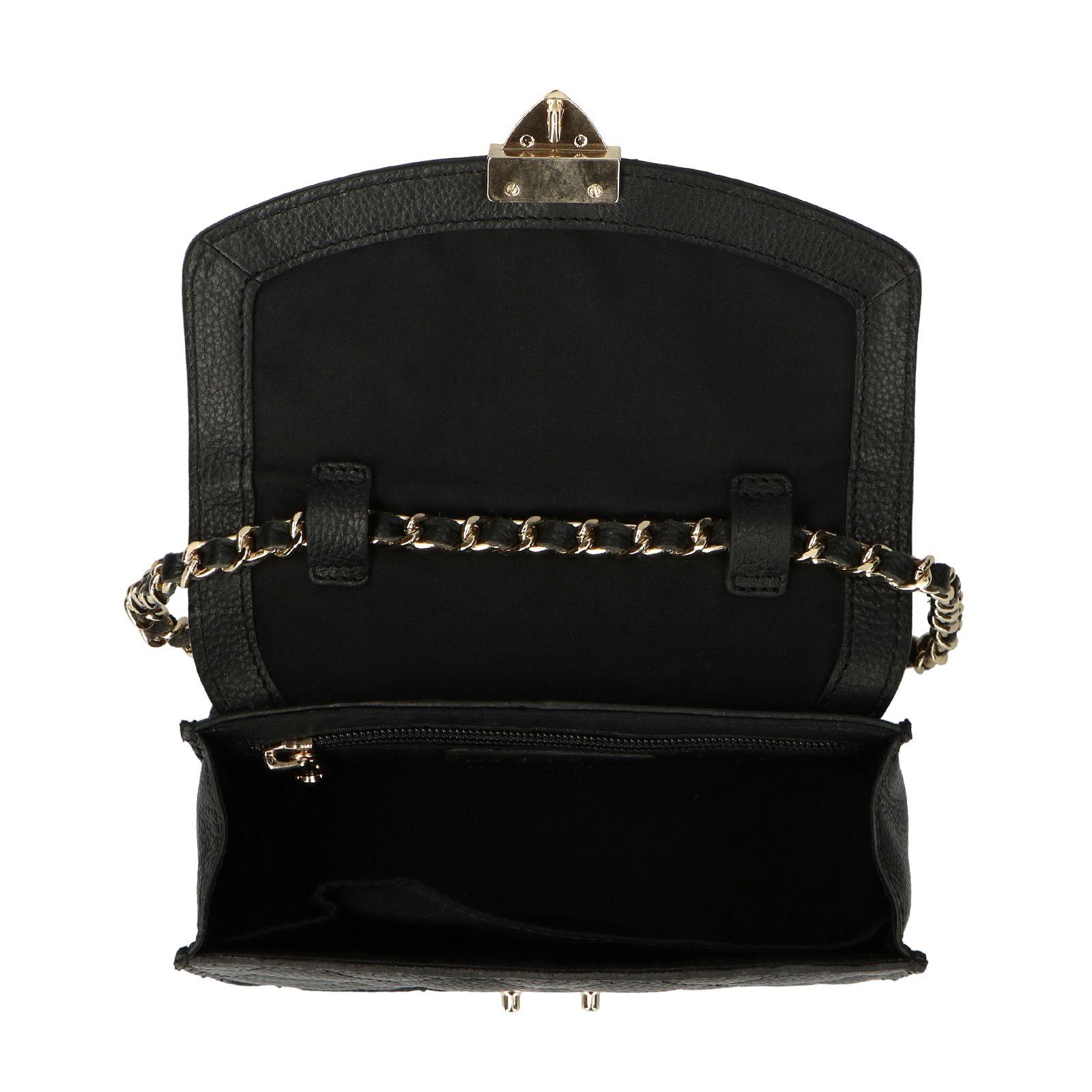 Manfield x Annic Zwarte schoudertas