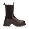 Queen of Jetlags x Sacha bruine chelsea boots