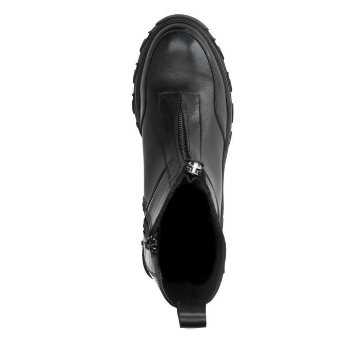 Queen of Jetlags x Sacha zwarte boots