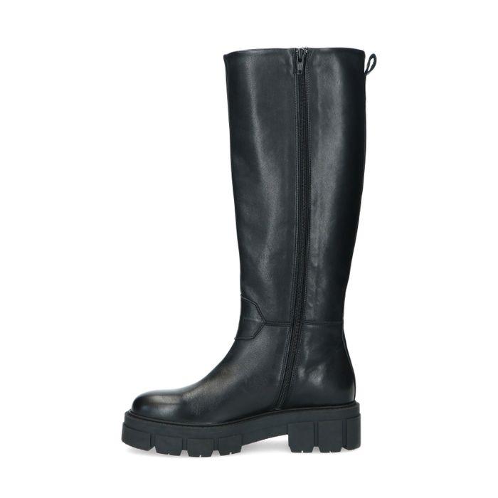 Queen of Jetlags x Sacha Chelsea boots montantes - noir