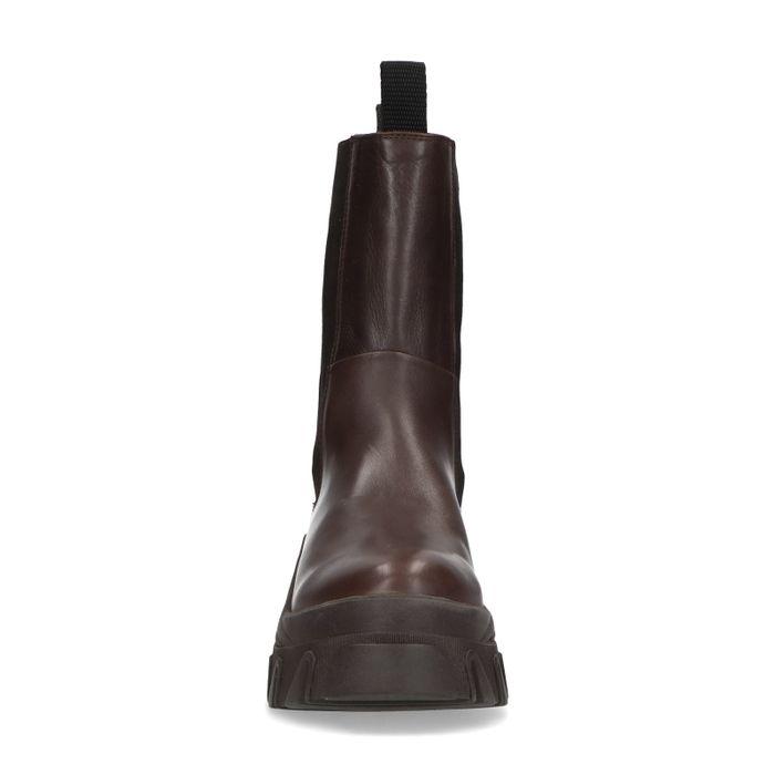 Queen of Jet Lags x Sacha braune Chelsea Boots