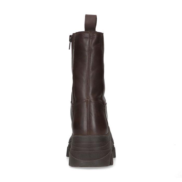 Queen of Jetlags x Sacha braune Boots