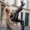 Queen of Jetlags x Sacha schwarze Stiefeletten mit Blockabsatz