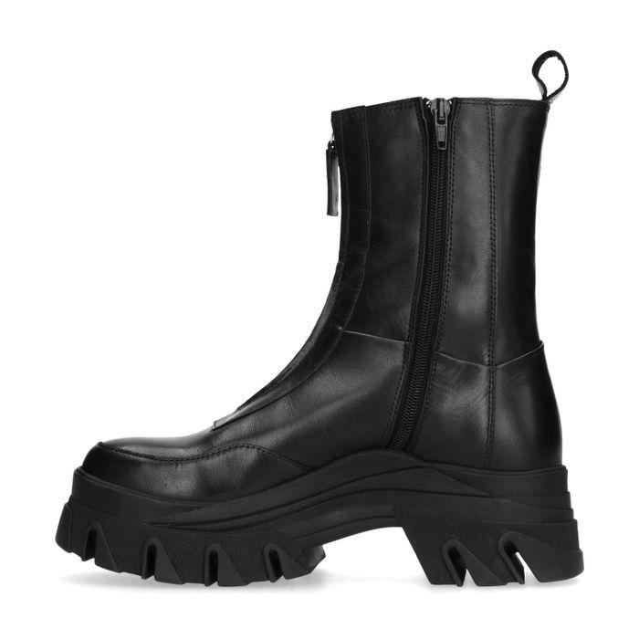 Queen of Jetlags x Sacha schwarze Boots