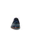 REHAB Greg leaf blauwe veterschoenen