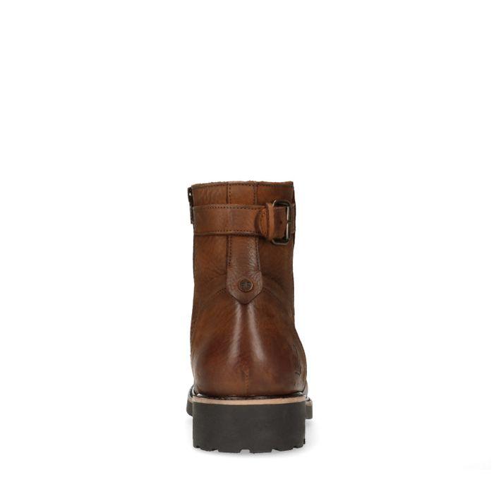 REHAB Regan cognac boots