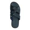 REHAB Roy snake donkerblauwe slippers