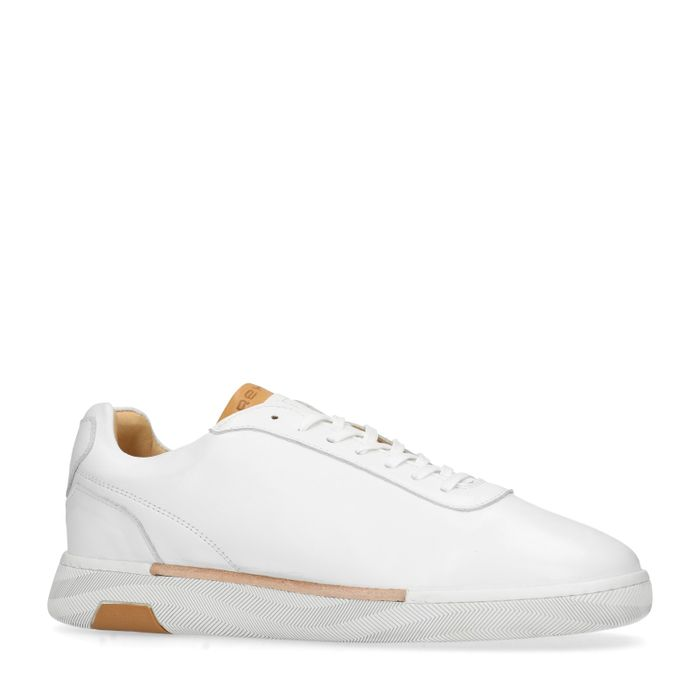 REHAB Zack Tumble witte sneakers