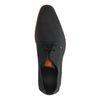 REHAB Greg triangle zwarte veterschoenen