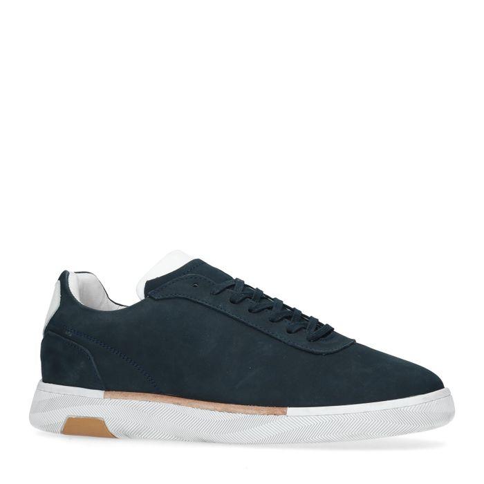 REHAB Zack nub donkerblauwe sneakers