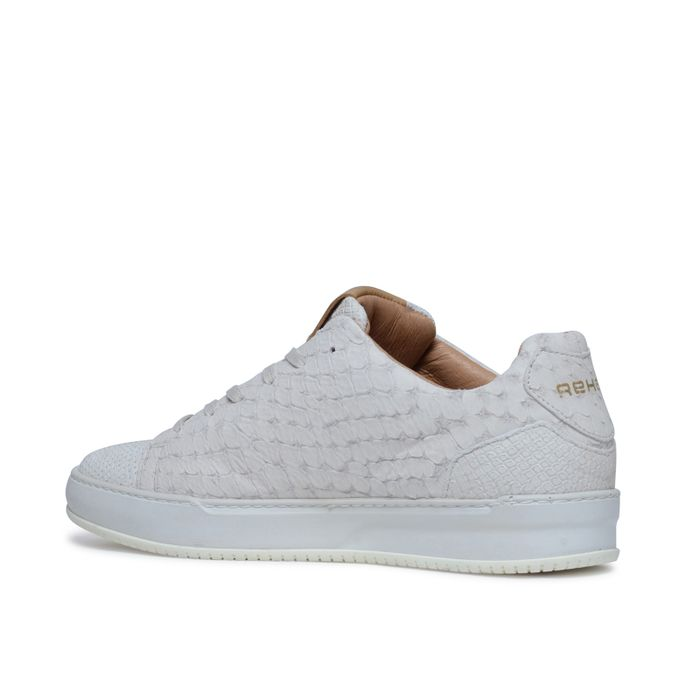 REHAB Thomas 2 Lizard II sneakers off-white