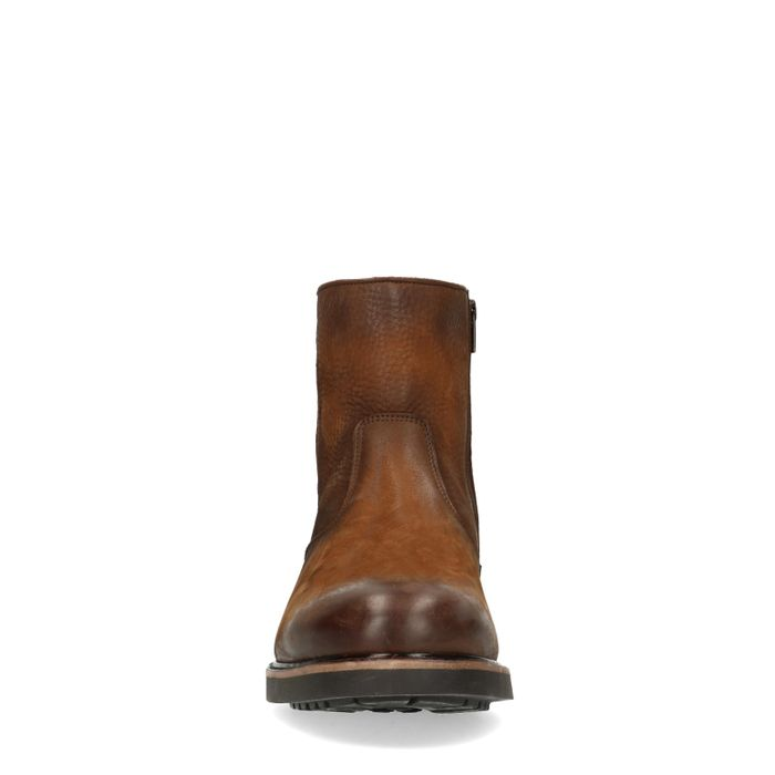 REHAB Regan cognacfarbene Boots