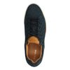 REHAB Thomas Lizard dunkelblaue Sneaker