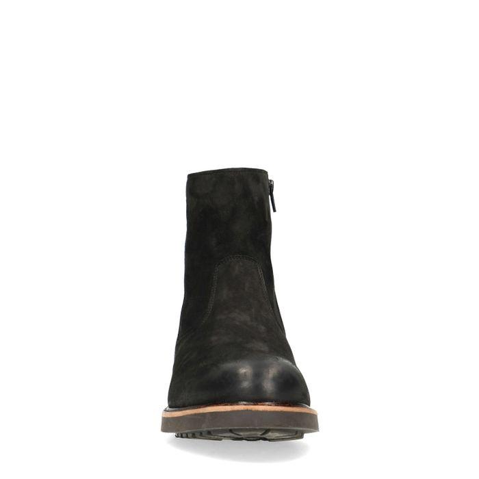 REHAB Regan schwarze Boots