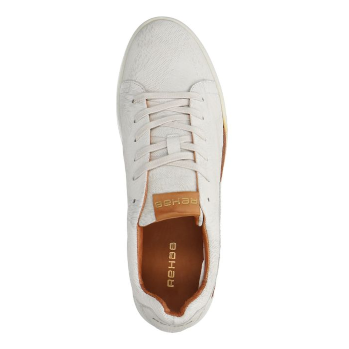 REHAB Thomas Tree White Sneaker