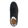 REHAB Zack Nub dunkelblaue Sneaker